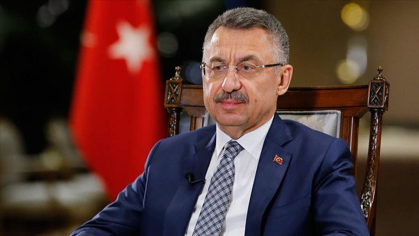 نائب أردوغان: على العالم فصل الأكراد عن المنظمات الإرهابية