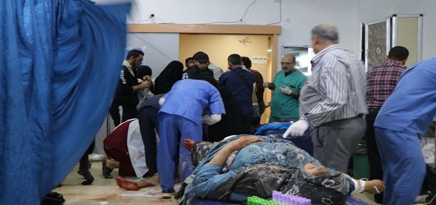 مع استمرار أعمال اللجنة الدستورية.. تقرير حقوقي يعتبر تصعيد الأسد في إدلب إهانة للدستور