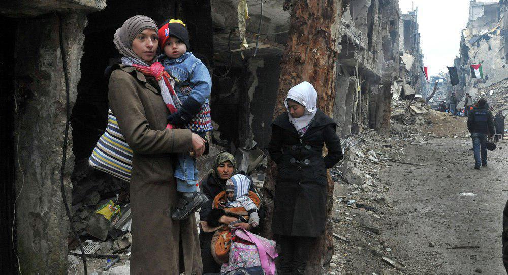 النظام يواصل إبادة مخيم اليرموك للاجئين الفلسطينيين جنوب دمشق