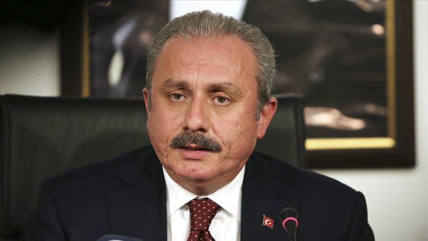 رئيس البرلمان التركي: الأمم المتحدة لا يمكن أن تحقق العدالة بالعالم