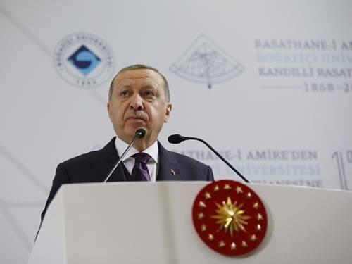 أردوغان: نهدف للوصول إلى دخل قومي بمستوى تريليوني دولار في المرحلة القادمة