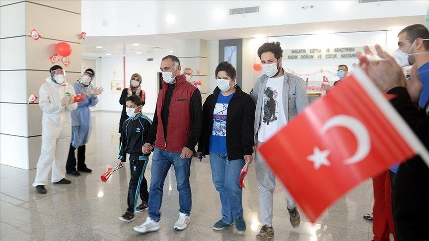 تركيا.. عدد المتعافين يلامس الـ90 ألفاً