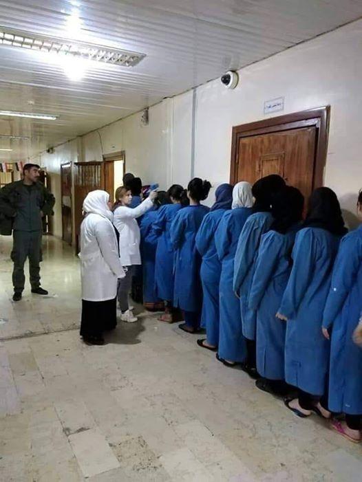 آلاف المعتقلين تحت التهديد في سجون بشار الأسد