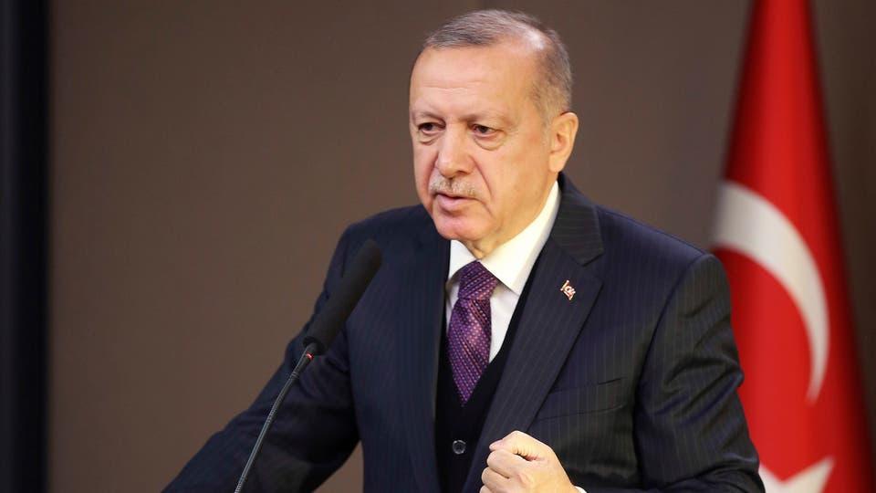 الرئيس التركي رجب طيب أردوغان :تركيا ستواصل العمل على إنهاء أزمة إدلب