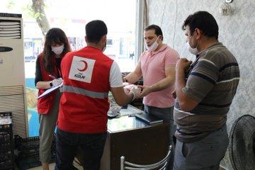 مراكز الهلال الأحمر التركي المجتمعية