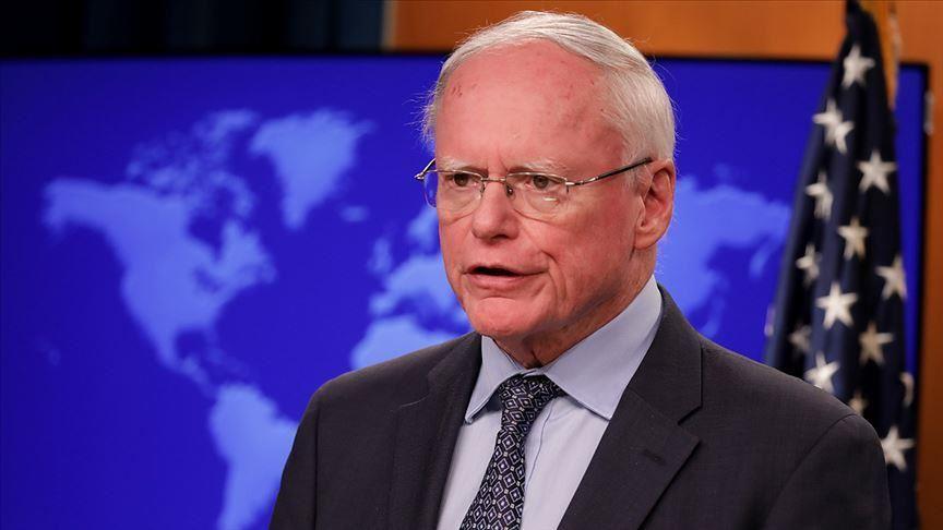 جيمس جيفري: الولايات المتحدة لا تطالب برحيل الرئيس السوري بشار الأسد.