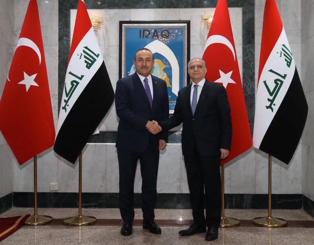 وزير الخارجية التركي: لا نريد أن يكون العراق منطقة صراع للقوى الأجنبية