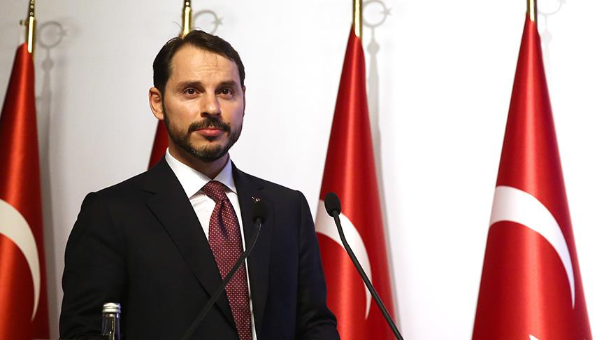 وزير المالية التركي: كل من يثق بالليرة التركية سيحقق المكاسب