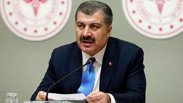وزير الصحة التركي يجدد دعوته للالتزام بالتدابير